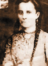 Mariana Bracetti (1825–1903): patriota y líder del movimiento en favor de la independencia de Puerto Rico. Bordó la bandera de Lares, usada por los revolucionarios el 23 de septiembre de 1868. (Archivo)