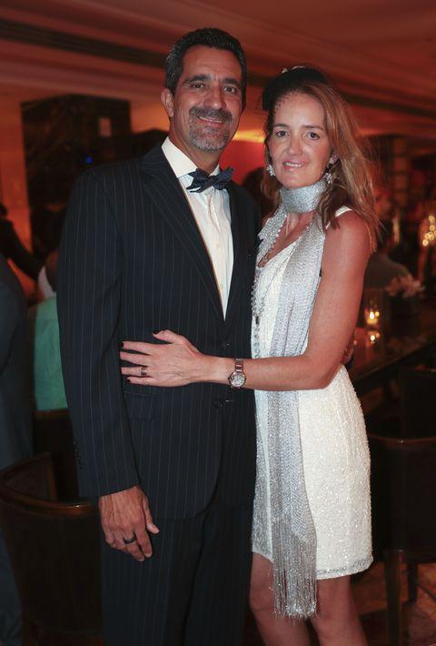 Benjamín Zavala y Marianela Sorasio. oto suministrada