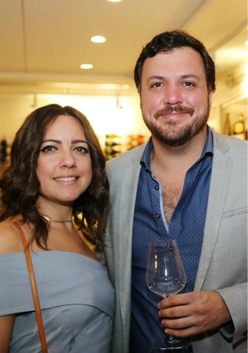 Brenda Ayala y José Merino. (Suministrada)