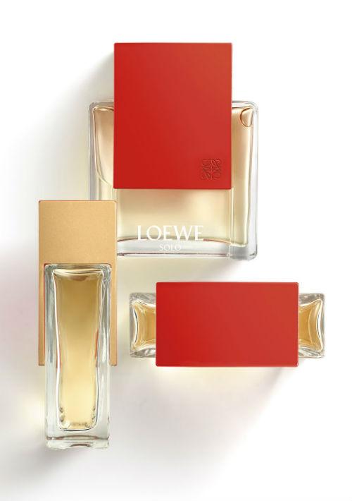 Perfume Solo Ella de Loewe. (Foto: Suministrada)