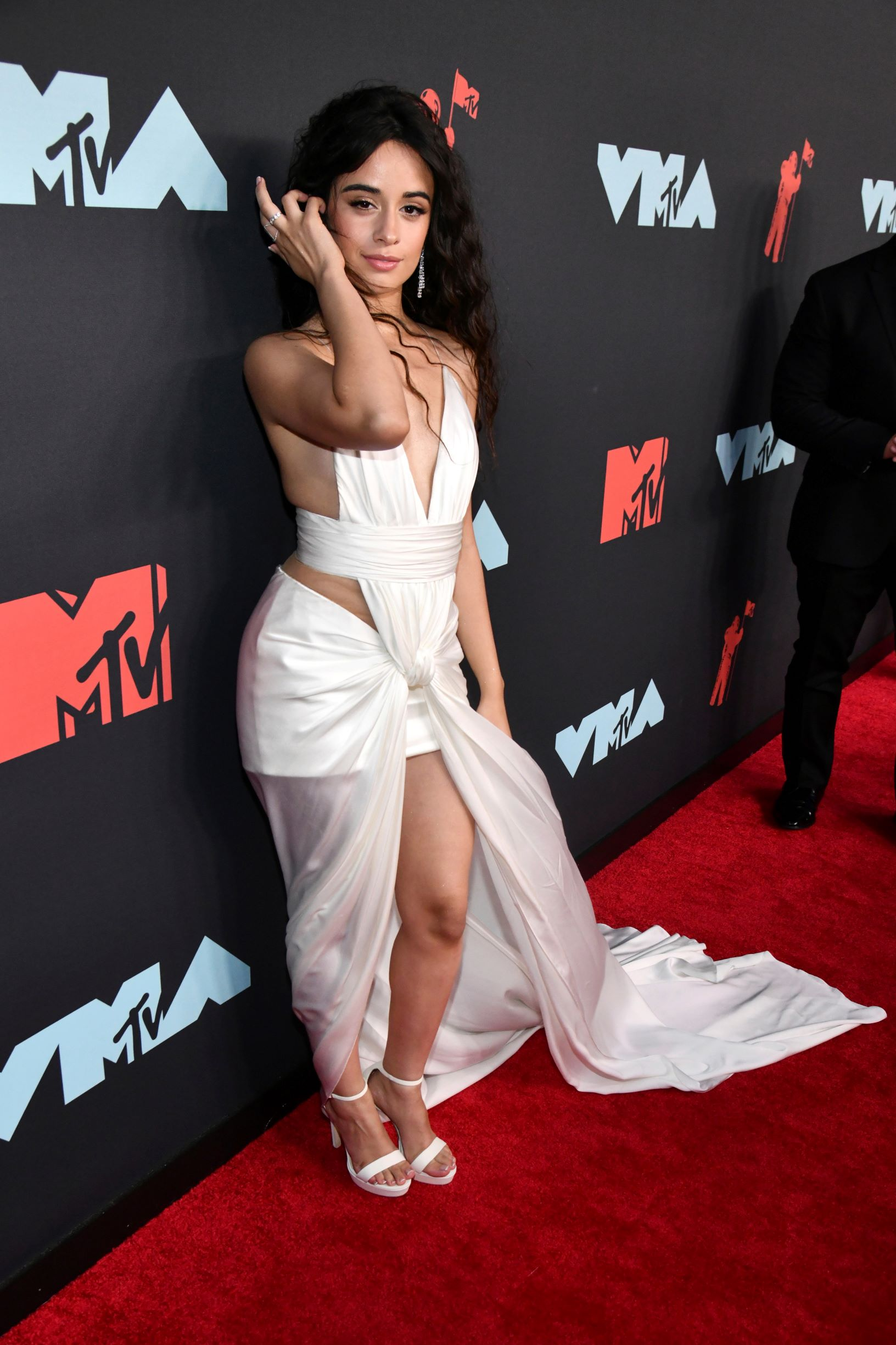 La cantante Camila Cabello (AP)