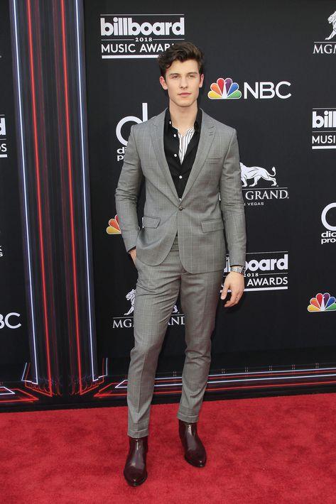 El cantante canadiense Shawn Mendes. (EFE)