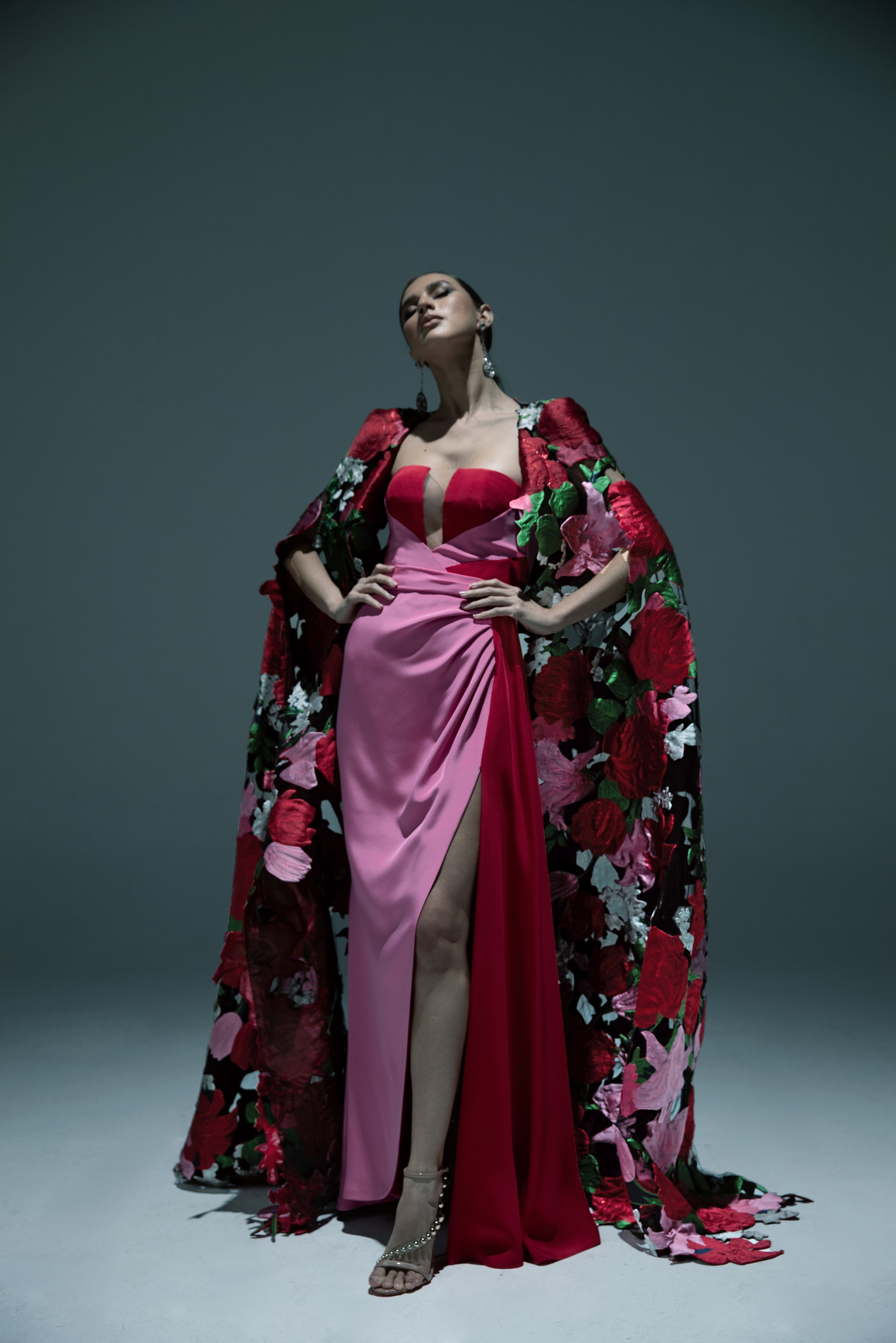 El arreglo de las modelos estuvo a cargo de Raiza Montes. (Foto: Giovan Cordero)