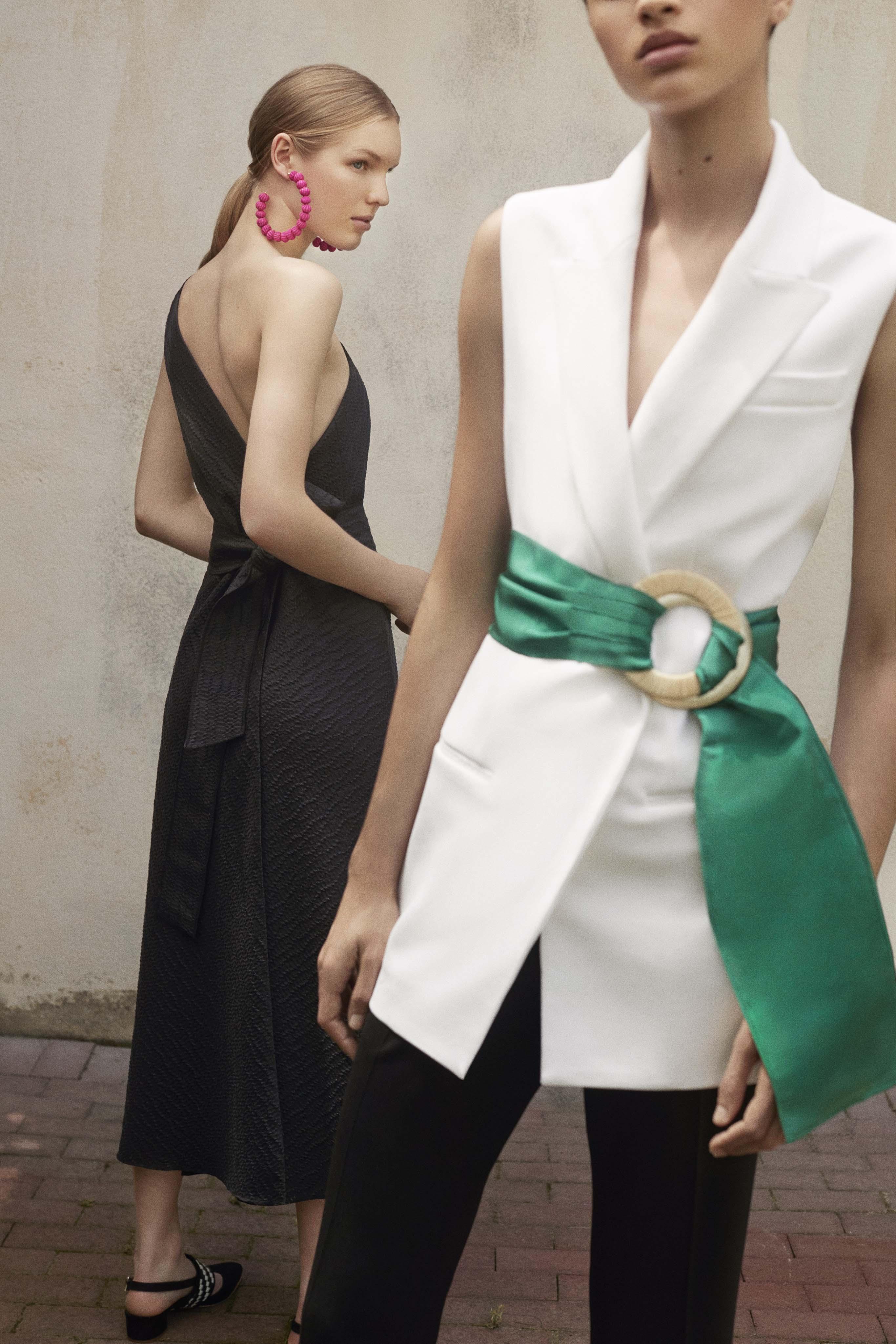 El verde, uno de los preferidos de Carolina Herrera. Foto: WGSN.
