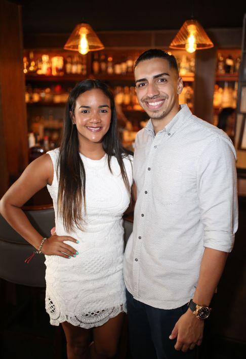 Natalia Ramos y Miguel Martínez. Foto José R. Pérez Centeno