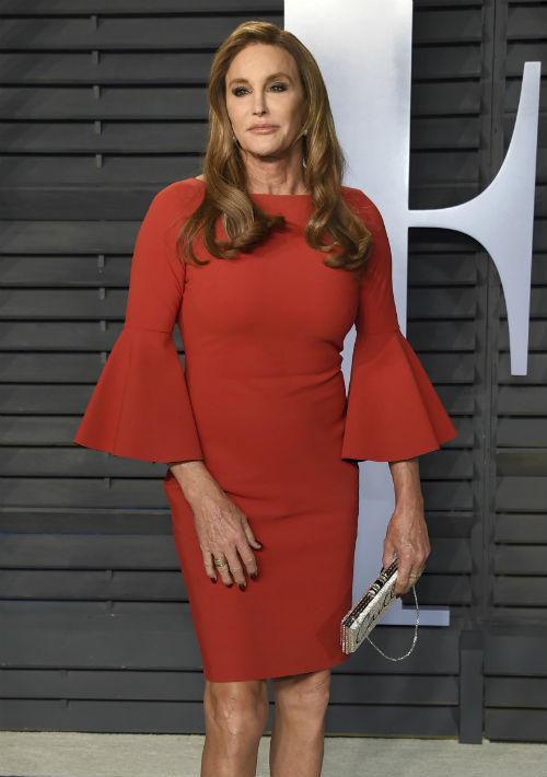 Caitlyn Jenner. (The Associated Press)