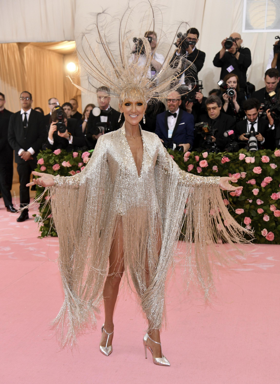 La cantante Celine Dion. (AP)