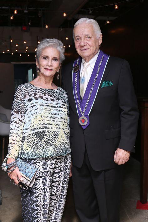 Elda Delgado e  Israel Delgado Jr.