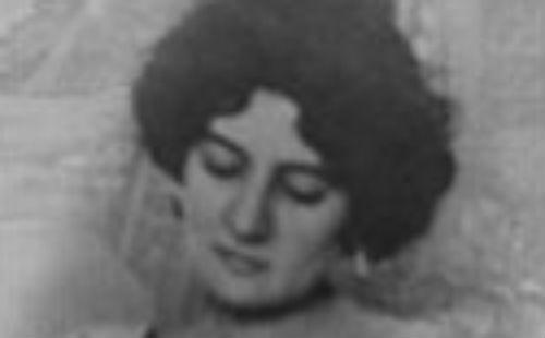 Mercedes Negrón Muñoz (1895-1973): Poeta influyente y periodista. Causó polémica en las primeras décadas del siglo XX por sus escritos liberales y feministas. (Archivo)