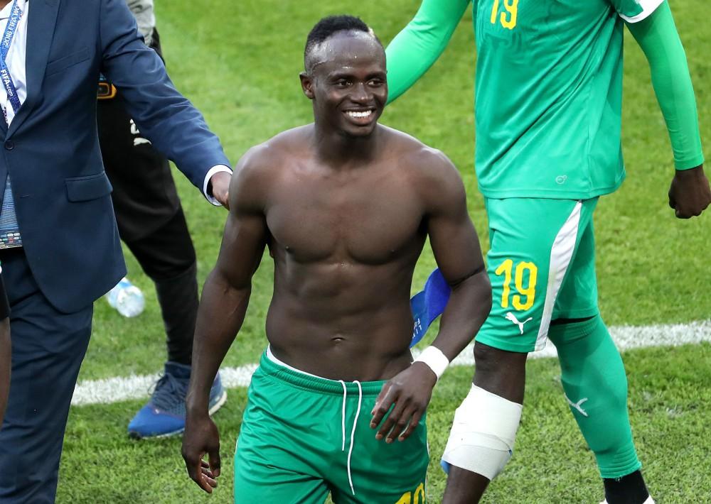 El delantero senegalés Sadio Mane. (EFE)