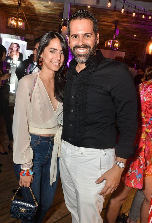 Charlotte Pacheco y Rafael Hernández Silva. Foto Enid M. Salgado Mercado.