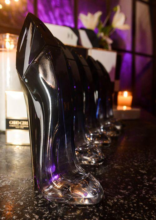 Las marca Carolina Herrera, con el perfume Good Girl, se unió a la celebración. Foto Enid M. Salgado Mercado.