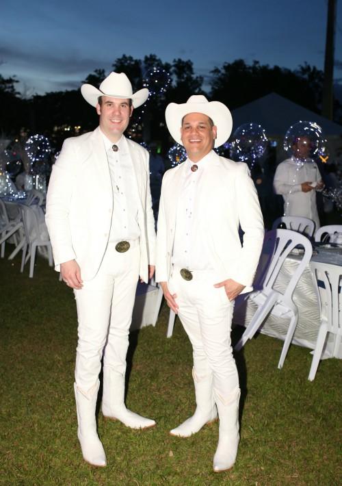 César Cruz y José Maldonado. (José R. Pérez Centeno)