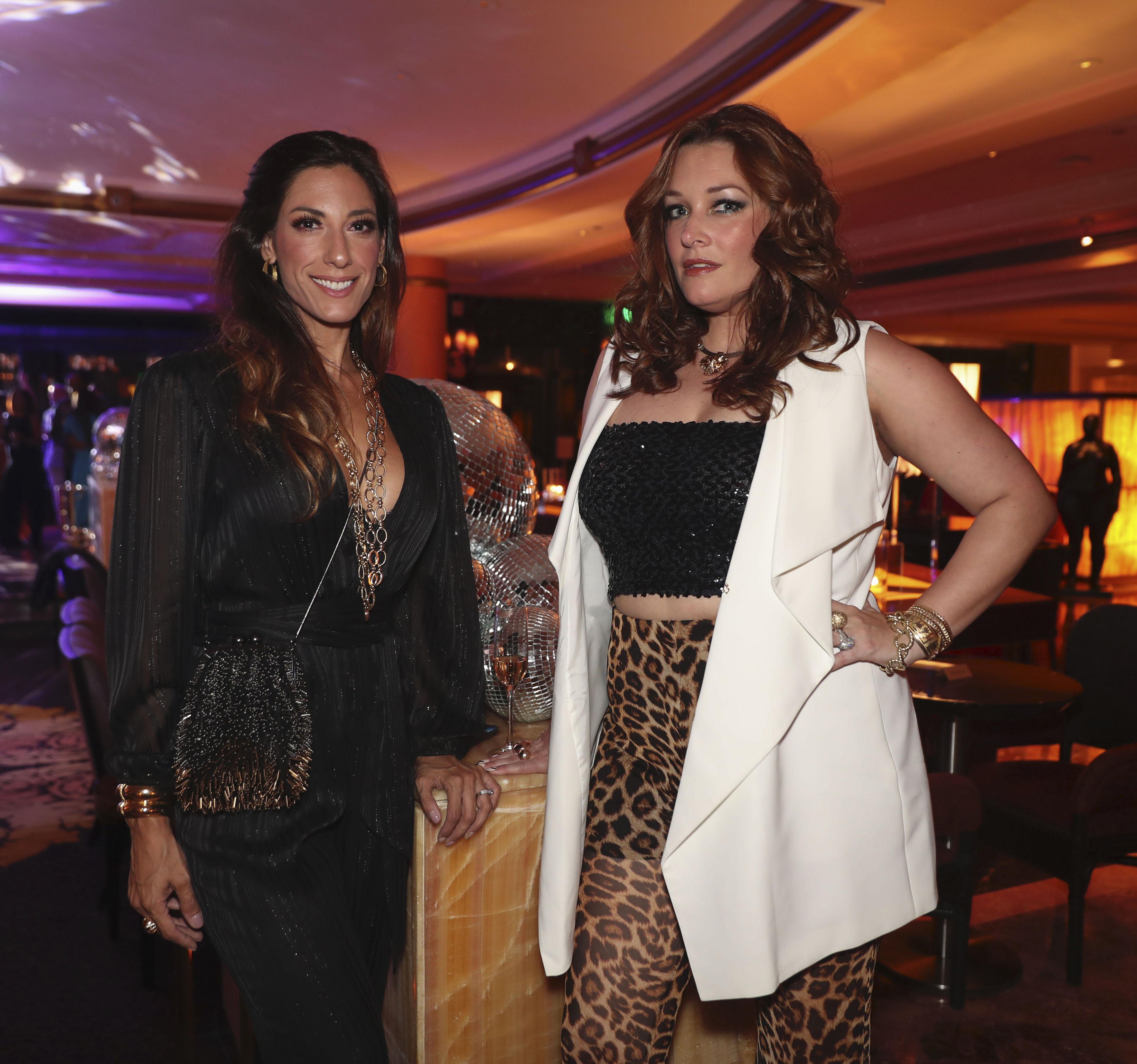 Daniela Dapena y Sofía Jiménez. (Suministrada)