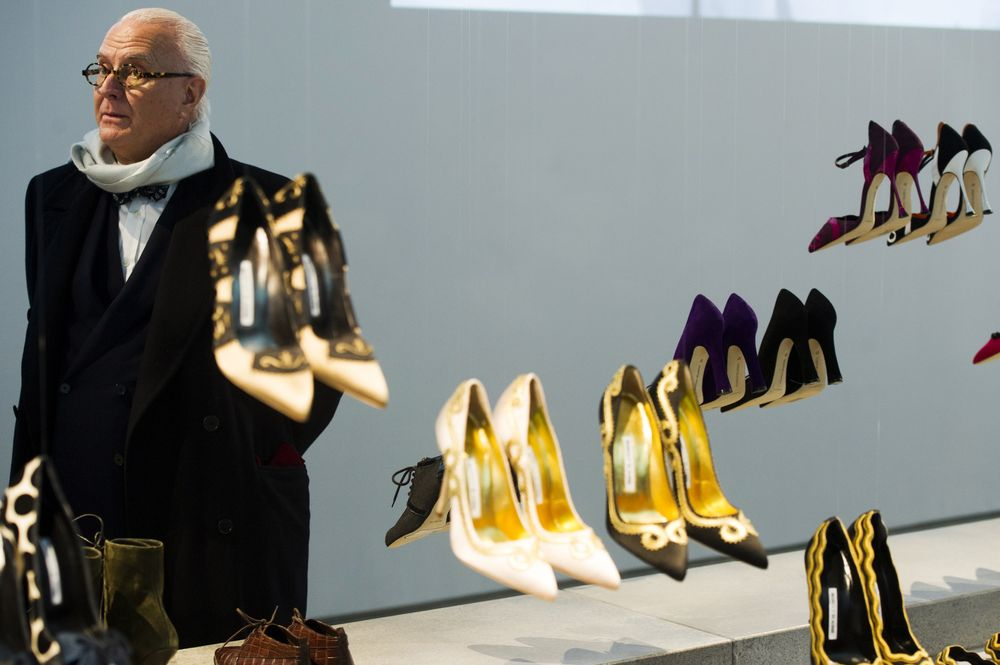 """Aunque Manolo Blahnik era muy conocido en el exclusivo mundo de la moda, la realidad es que ganó mucha más popularidad durante la serie """"Sex and the city"""", cuando sus """"manolos"""" tenían presencia en casi todos los episodios. (Foto: Archivo)"""
