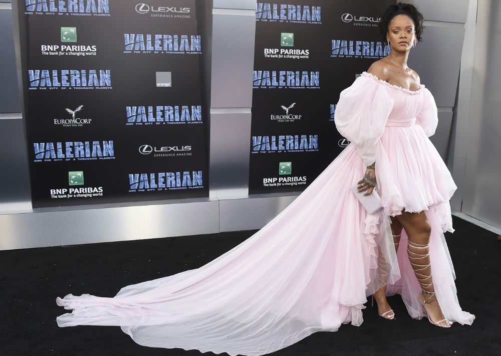 9d8f081b29c2f 9. Rihanna: es otra de las artistas pop que dominan el ranking. La