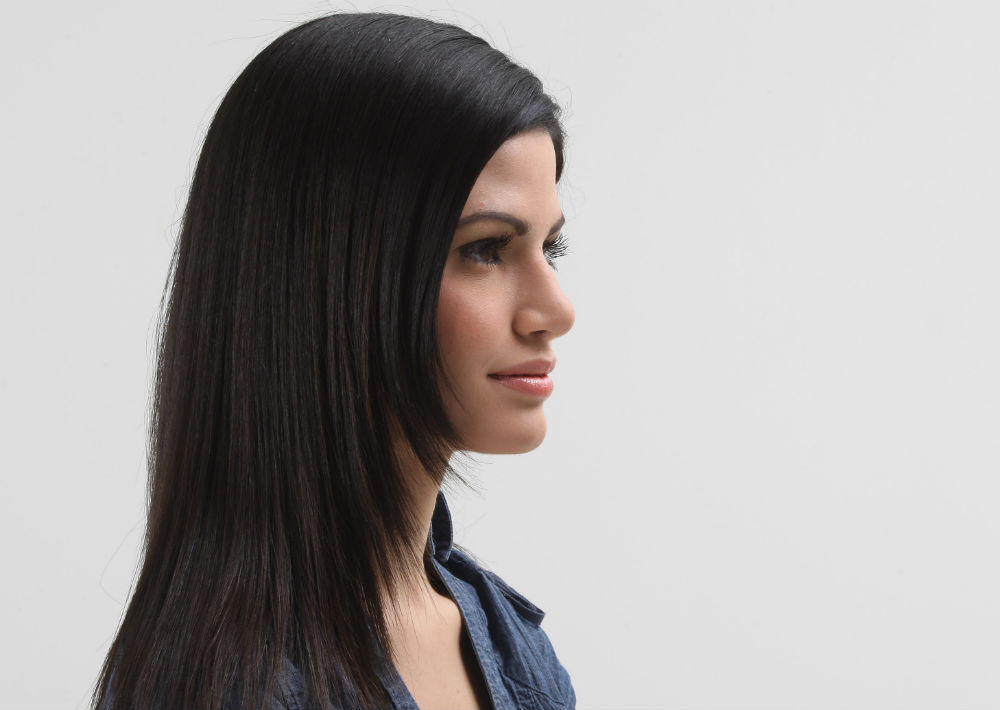 No debe usar la plancha más de dos veces a la semana, todo depende del tipo de cabello si es virgen o procesado. (Foto: Suministrada)