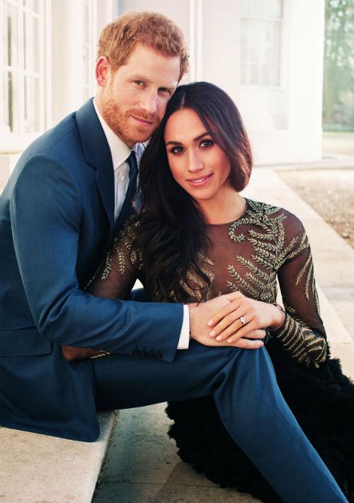 El 21 de diciembre de 2017 se presentaron las fotos oficiales para conmemorar el compromiso de la pareja. Las imágenes fueron tomadas por el fotógrafo de moda y celebridades, Alexi Lubomirski, en los terrenos de Frogmore House, una casa rural de propiedad real en Windsor. (Archivo)