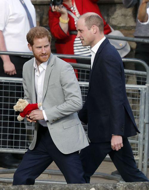 """""""El príncipe Harry parará en el Dorchester Collection's Coworth Park. Su alteza real estará acompañado por su padrino, el duque de Cambridge"""", informó la Casa Real.  (AP Photo/Frank Augstein)"""