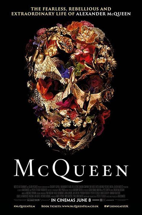 """""""McQueen"""". El nuevo documental que retrata la vida del genial Alexander McQueen. ¡Apasionante! Para no perdérselo. (Foto: Suministrada)"""