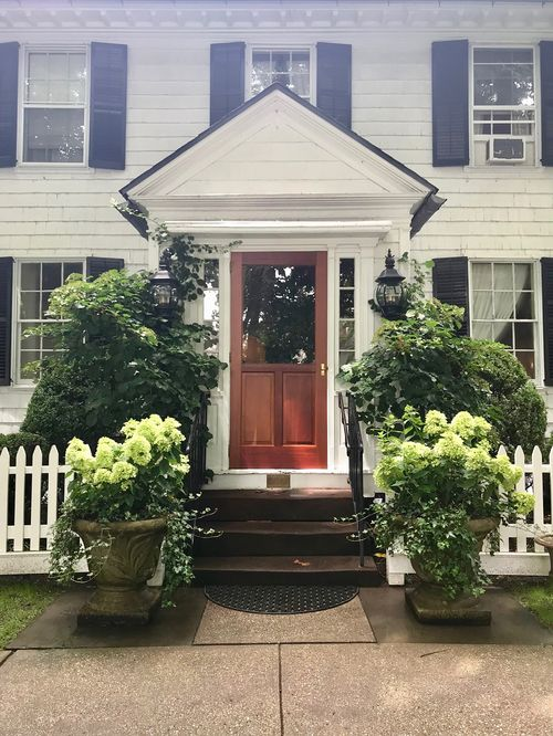 Pasamos unos días en East Hampton… Nuevamente nos encantó el restaurante 1770 House. Alta cocina en esta histórica casa construida en 1663. ¡Espectacular! (Foto: Suministrada)
