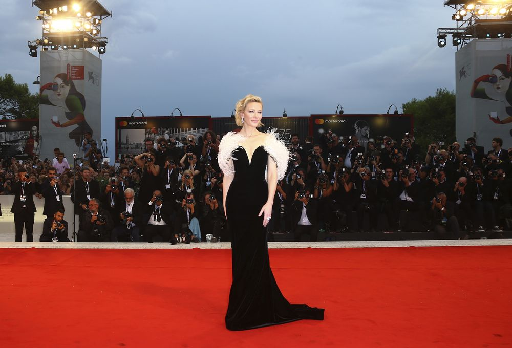 Cate Blanchett (Foto: AP)