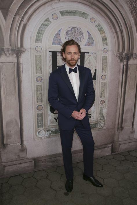 Tom Hiddleston (AP)