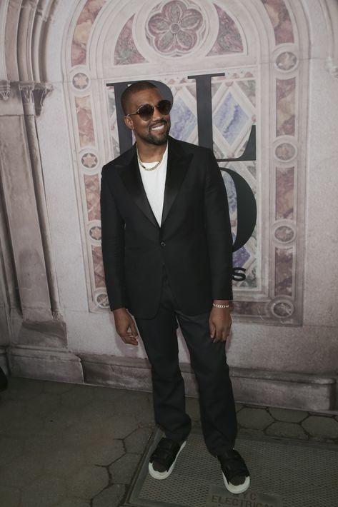 Kanye West (AP)