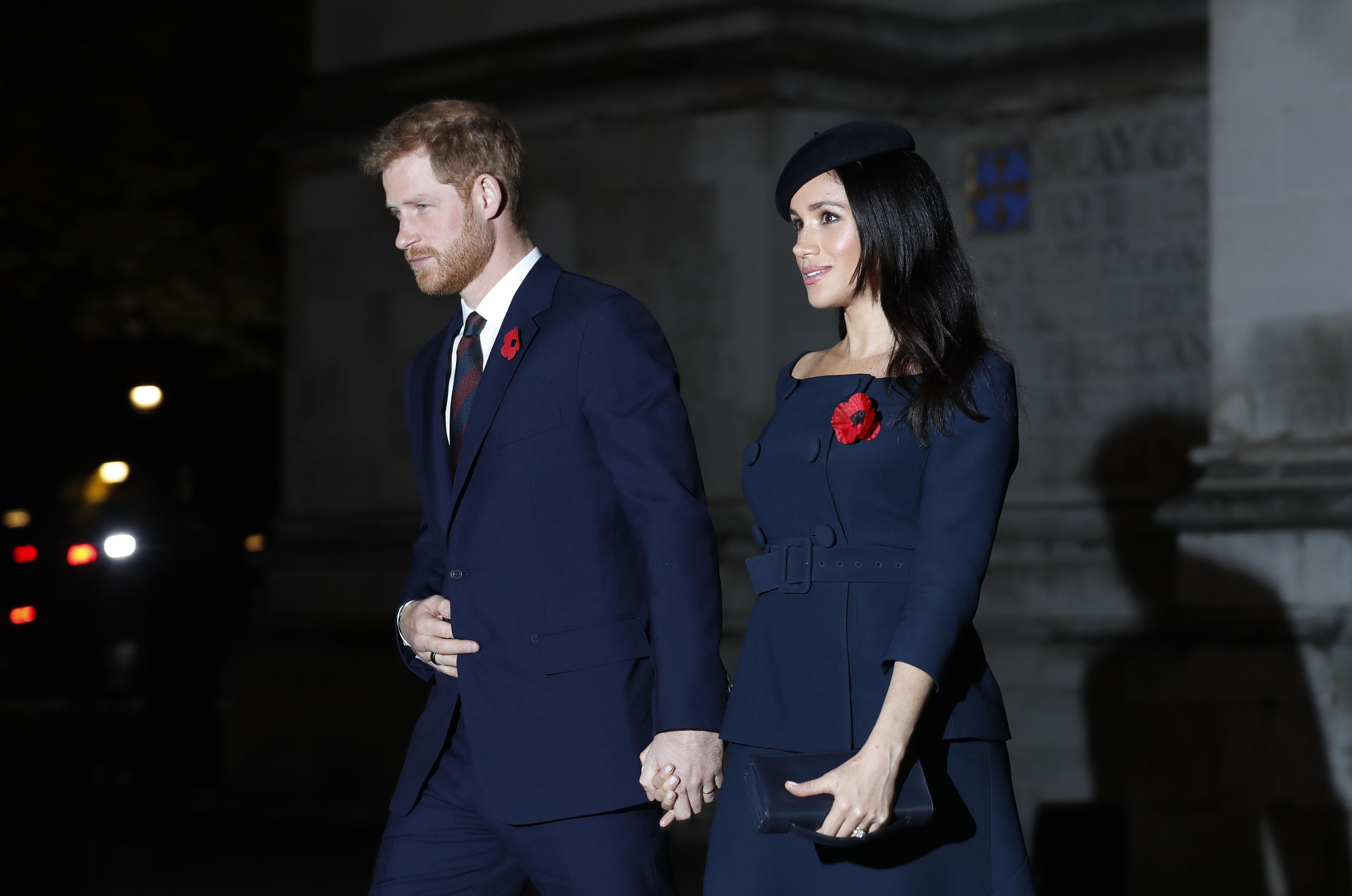 Temprano en noviembre de 2019, Meghan y Harry anunciaron que pasarían la Navidad lejos de la familia real. Semanas después se supo que el destino sería Canadá. (Archivo)