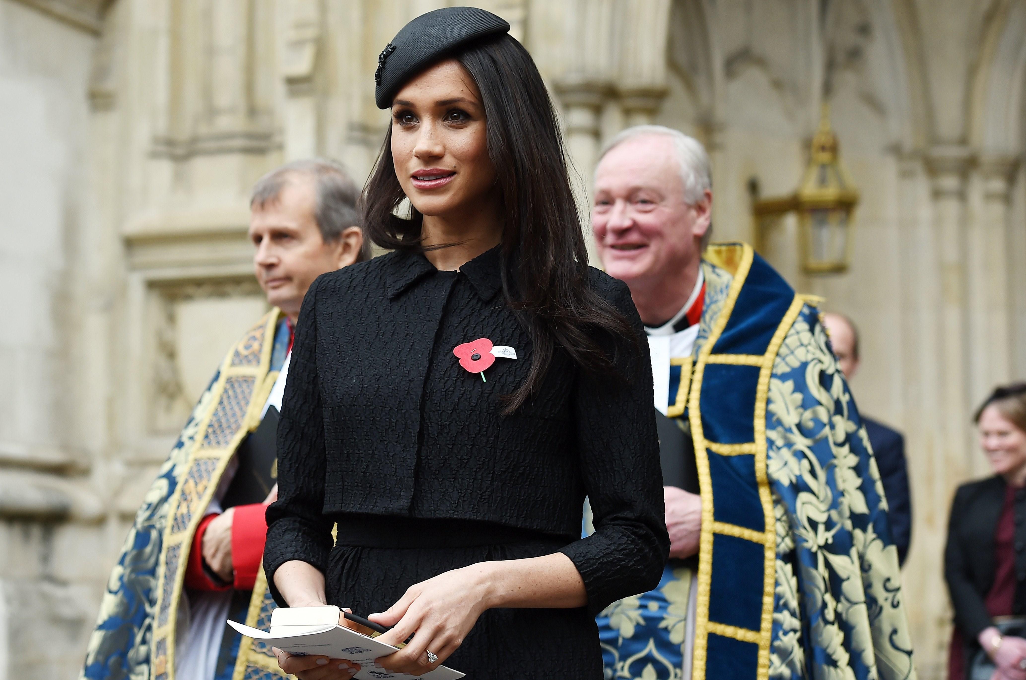 Faltando pocos días para la boda comenzaron los rumores de que Thomas Markle, padre de la actriz, no asistiría al evento por un problema de salud. Finalmente, fue el príncipe Charles quien la llevó al altar. (Archivo)