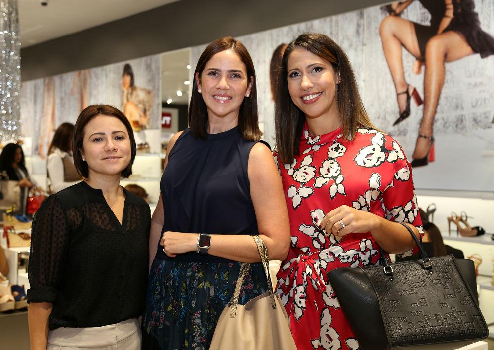 Bárbara Maldonado, Lucianne Rivera y Helga Marcano (Foto: Nichole Saldarriaga)