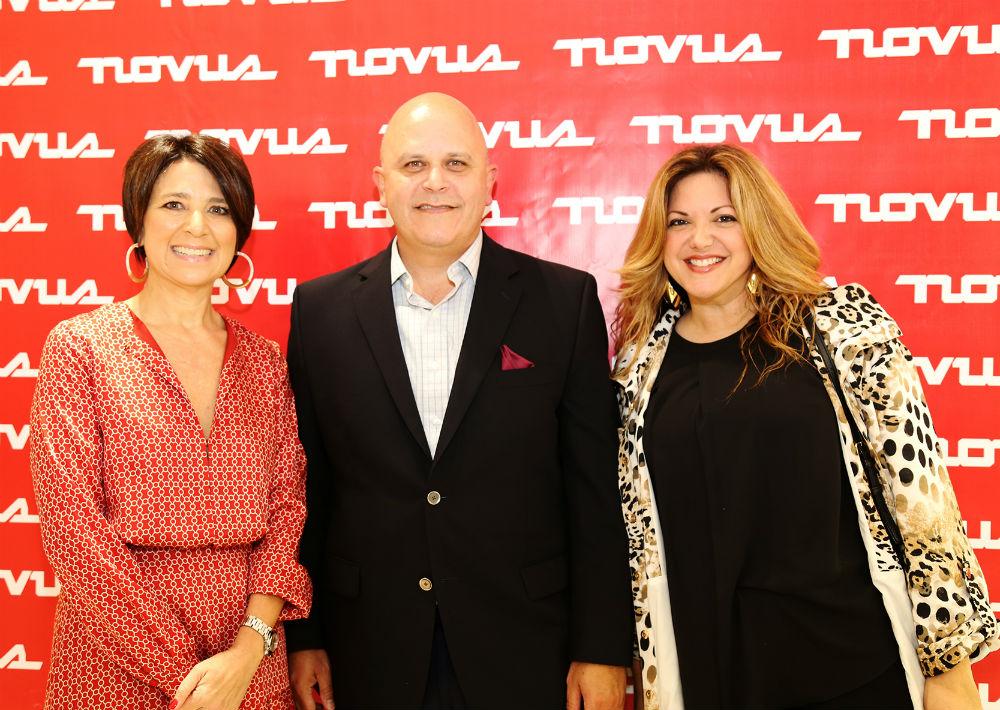 Sandra Castellón, José Ayala y Marnie Marquina (Foto: Nichole Saldarriaga)
