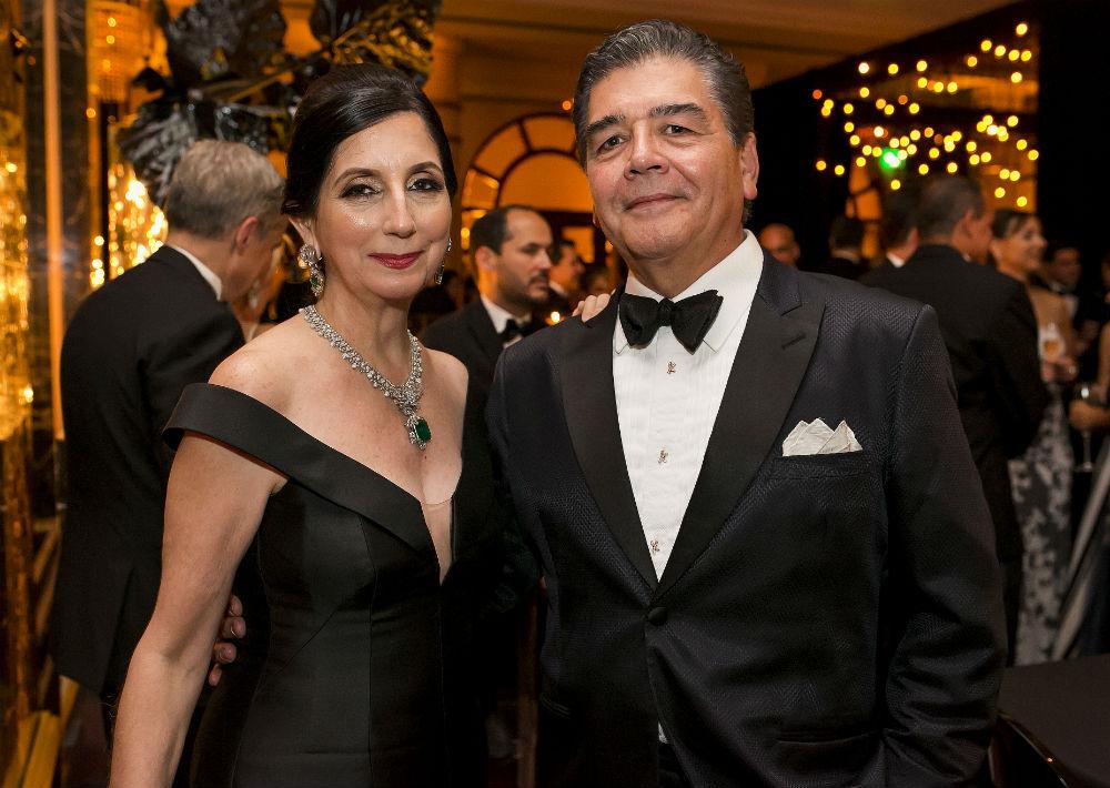 Jorge Torres Nazario y Silvia Aguiló. (Foto: Xavier García)