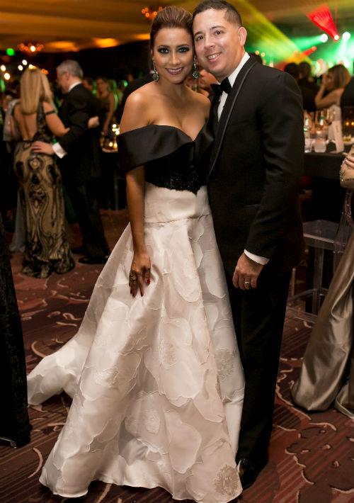Julia Yarelis y Rafael Josó Rivera. (Foto: Xavier García)