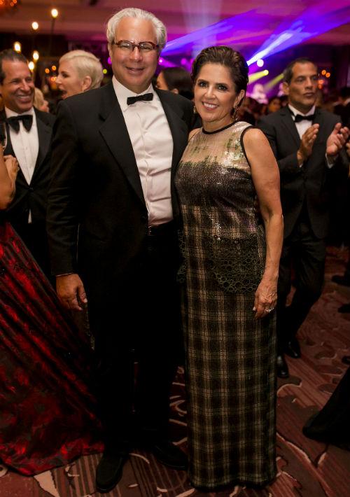 Alberto y Beatriz Bacó. (Foto: Xavier García)