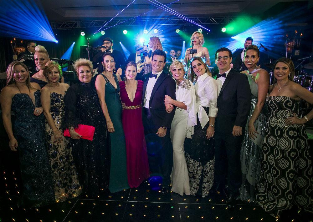 Junta organizadora de la Gala Anual del Museo de Arte de Ponce. (Foto: Xavier García)
