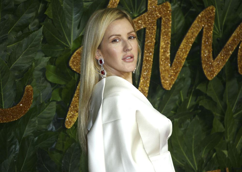 La cantante Ellie Goulding. (Foto: AP)