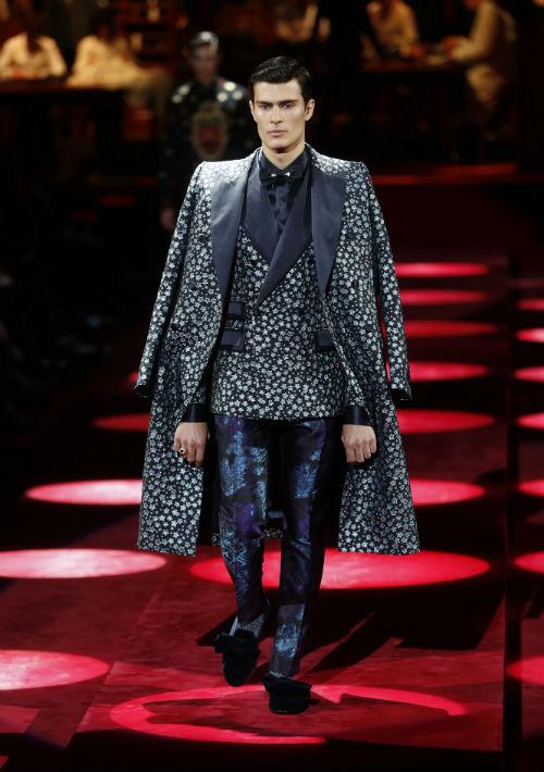 Dolce & Gabbana, Milán (Fototo: AP)