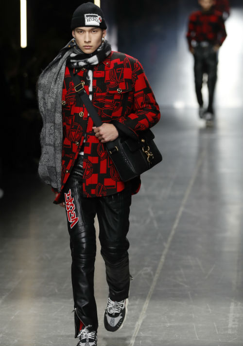 Versace, Milán (Fototo: AP)