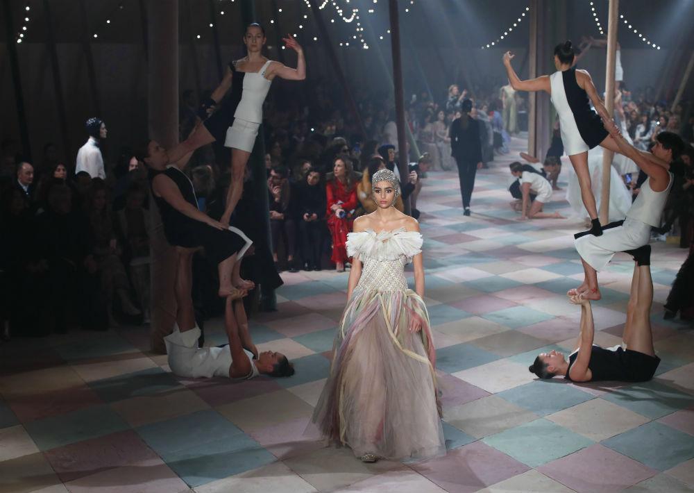 Christian Dior (AP)