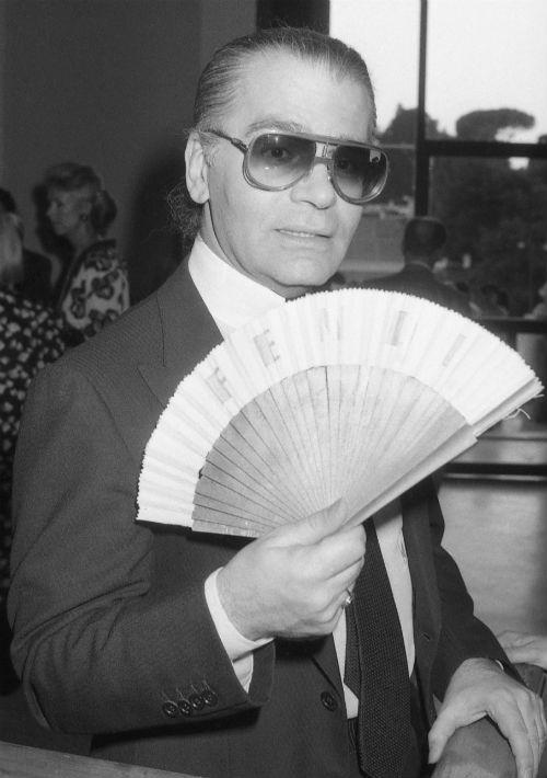 Además de director artístico, durante más de tres décadas se ocupó de la fotografía de Chanel. (AP)