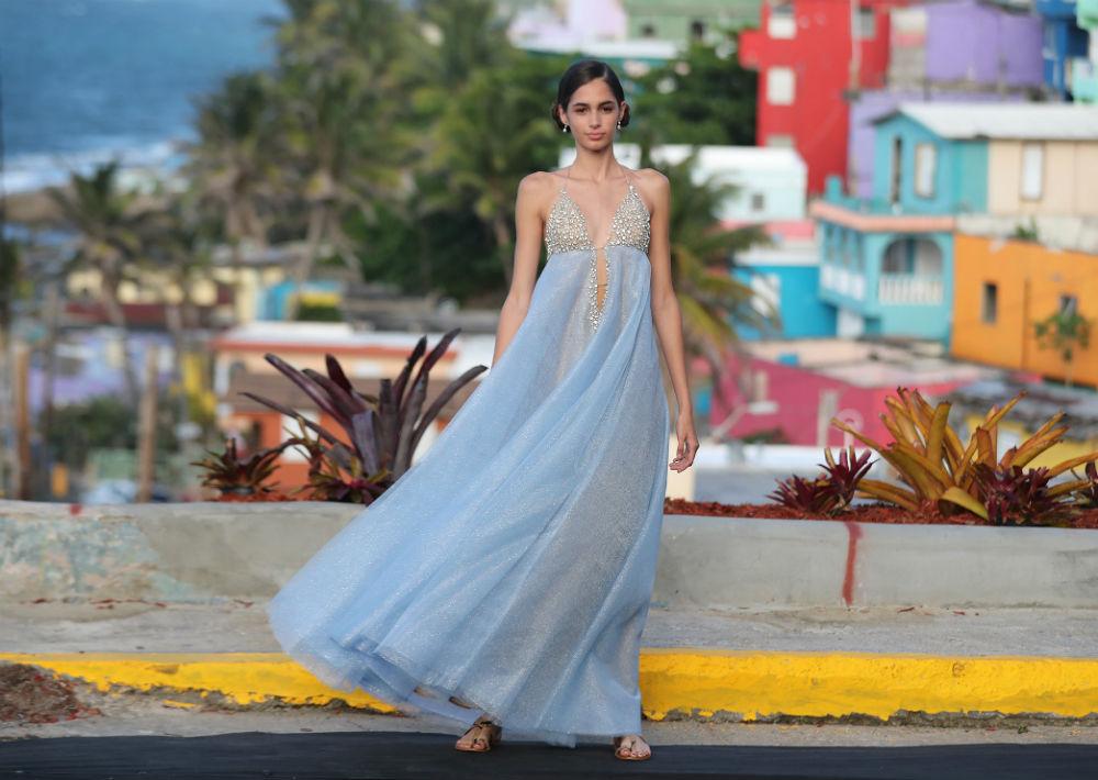Predominaron tonos pastel y brillantes que se complementaron con las tonalidades que caracterizan la comunidad de La Perla. (Foto: Juan Luis Martínez)