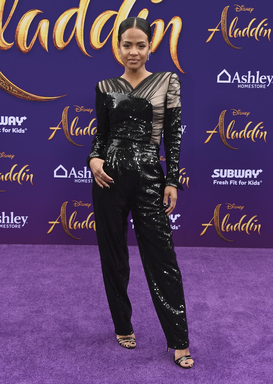 Christina Milian. (Photo by Chris Pizzello/Invision/AP)