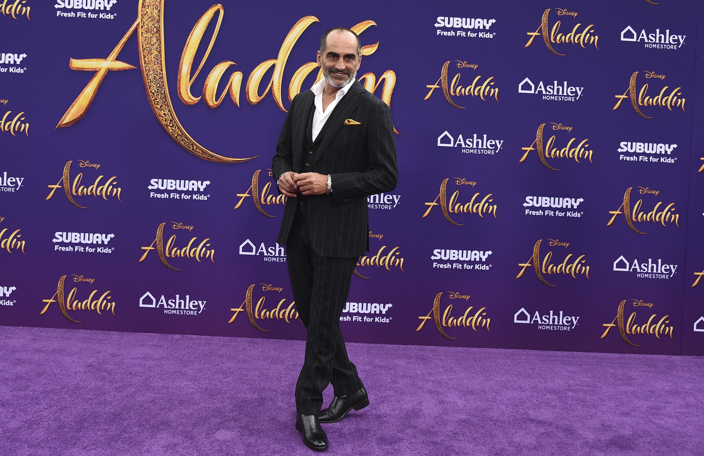 Navid Negahban. (Photo by Jordan Strauss/Invision/AP)