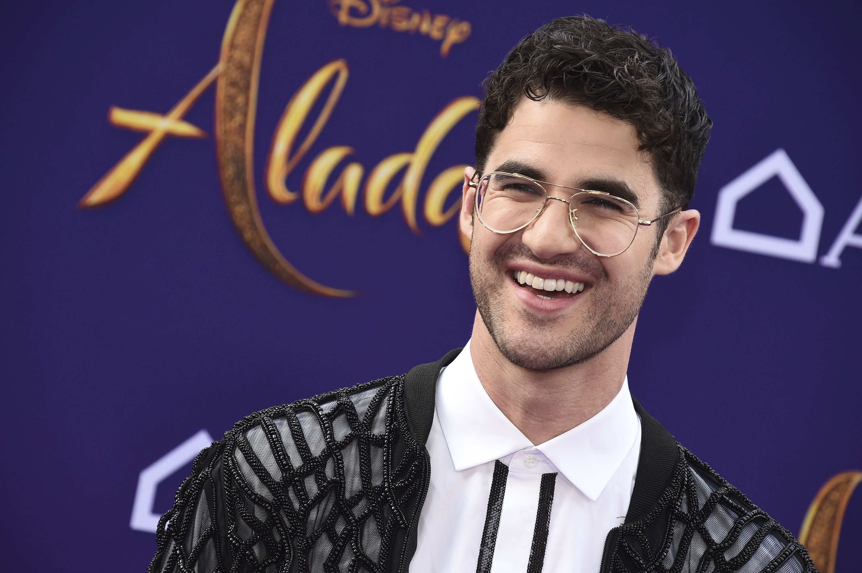 Darren Criss. (Photo by Jordan Strauss/Invision/AP)