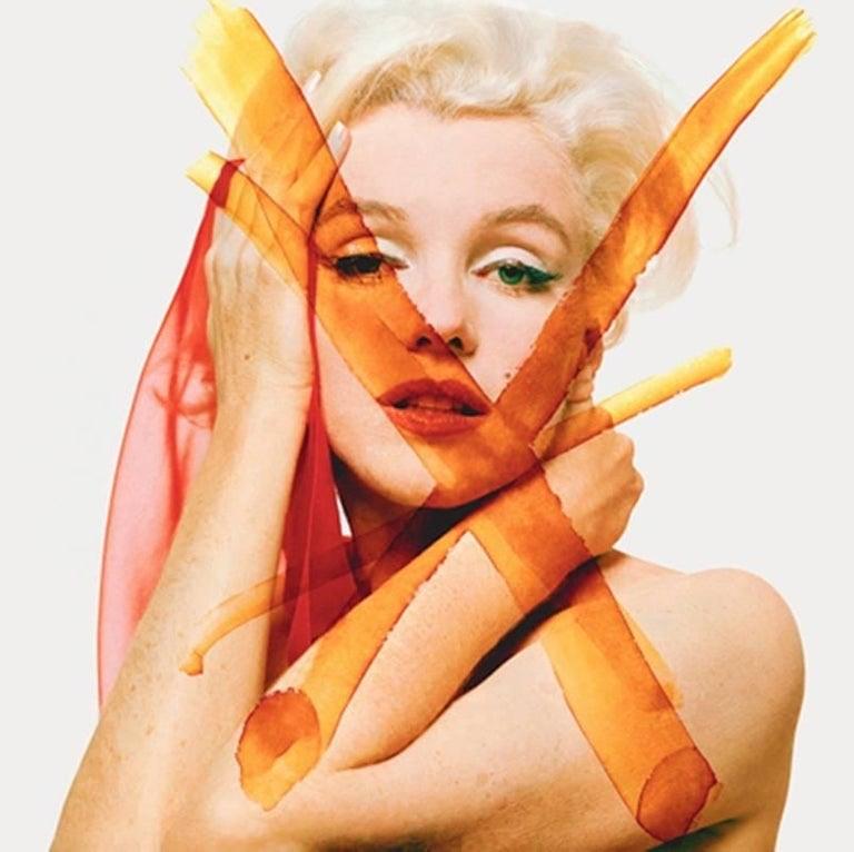 """""""Divine Marilyn"""", la exposición en la Galerie Joseph de París, reunió fotografías, documentos y visuales, de los cuatro principales fotógrafos que documentaron la vida de este ícono del cine. Me fascina esta de Bern Stern, 1962, parte de la última sesión de fotografías tomadas tan sólo 6 semanas antes de su muerte.  (Suministrada)"""
