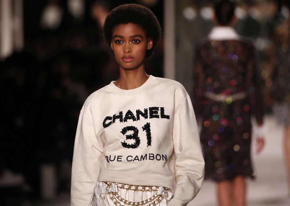 Desfile de Chanel. (AP)