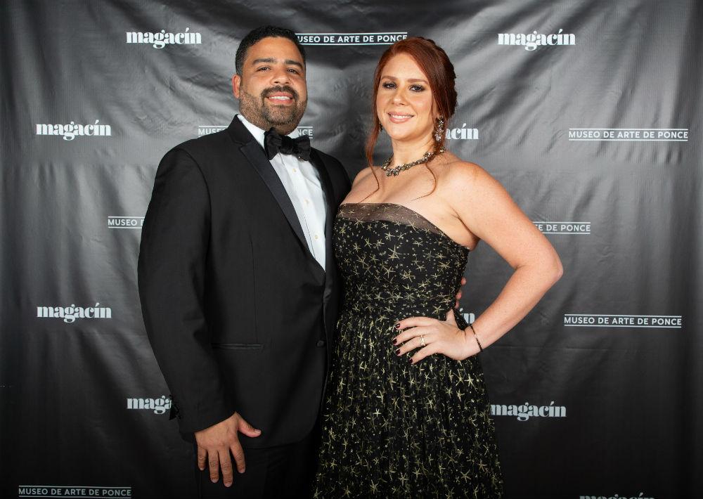 Joel Pellot y Caterina Rovoletto (Jorge A. Ramírez Portela)