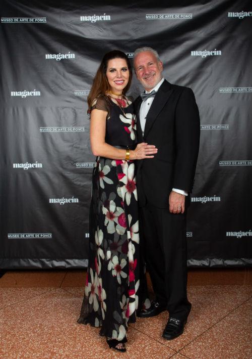 Lauren y Peter Schiff (Jorge A. Ramírez Portela)