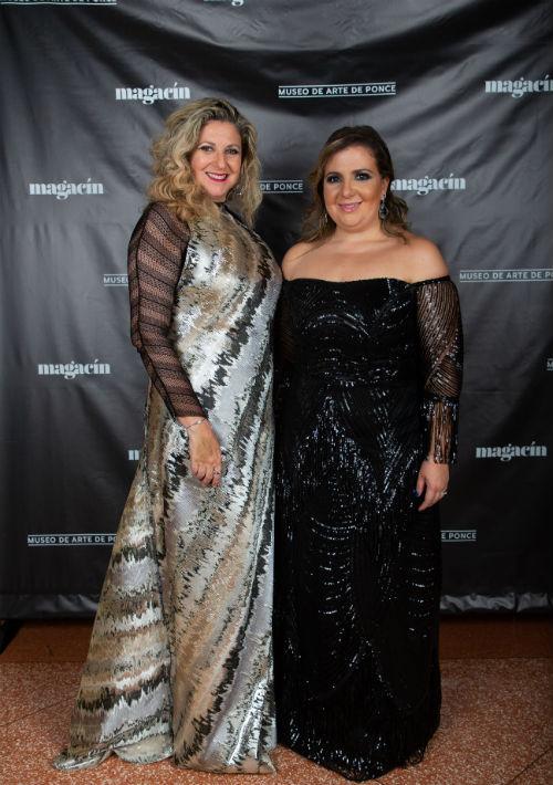 Patricia de la Torre y Rubi Rodríguez (Jorge A. Ramírez Portela)